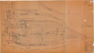 Liverpool Street Station Site plan [1985]