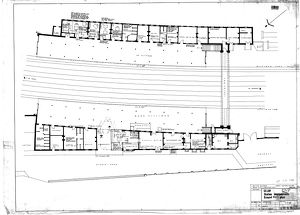 B.R. Selby Station Improvements - Ground Floor Plan [ND]
