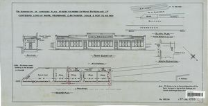Cleethorpes Station - Re-submission of Ameneded Plan no153/50 for Messrs Catering