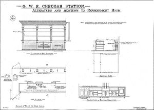 Cheddar Station (Selection of 1 Items)