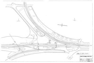 stations/kemble station/gwr kemble station track layout plan c1947