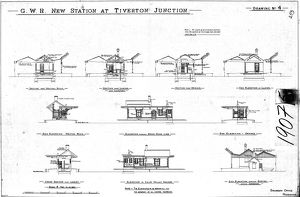 G.W.R New Station at Tiverton Junction [N.D]