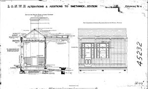 L&N.W.R Alterations & Additions to Smethwick Station [1891]
