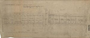 L&NWR Crewe Enlargement of Passenger Station - Plan of Station Buildings [1905]