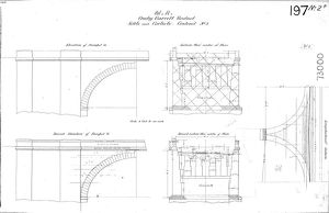 M R - Crosby Garrett Viaduct - Settle and Carlisle Contract no.3 [N.D}
