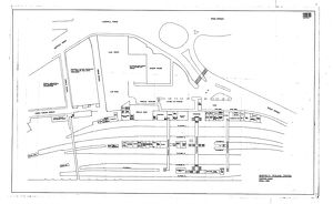 Sheffield Midland Station - Existing Layout [N.D.]