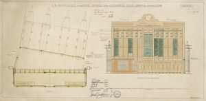 major stations/waterloo/waterloo station southern railway design mechanical
